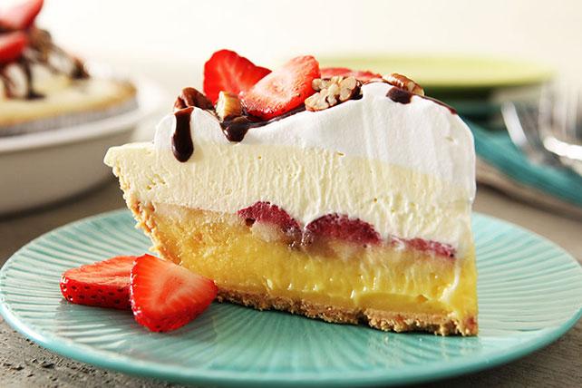 Banana Split Cake Recipe With Strawberries